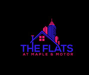 The Flats at Maple & Motor Logo - Entry #105