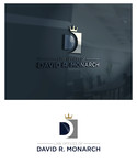 Law Offices of David R. Monarch Logo - Entry #25