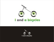i & a Bicycles Logo - Entry #13