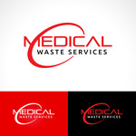 Medical Waste Services Logo - Entry #110
