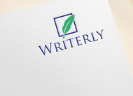 Writerly Logo - Entry #247