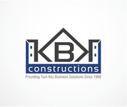 KBK constructions Logo - Entry #111
