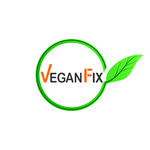 Vegan Fix Logo - Entry #5