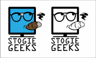 Stogie Geeks Cigar Podcast Logo - Entry #68