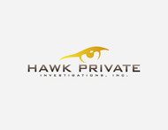 Hawk Private Investigations, Inc. Logo - Entry #97
