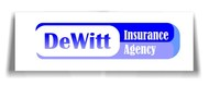 """DeWitt Insurance Agency"" or just ""DeWitt"" Logo - Entry #248"
