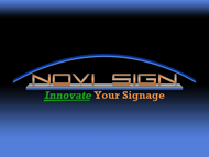 NoviSign Logo - Entry #12