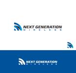 Next Generation Wireless Logo - Entry #118