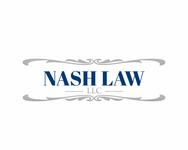 Nash Law LLC Logo - Entry #71
