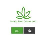 Hemp Seed Connection (HSC) Logo - Entry #200