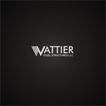 Wattier Steel Structures LLC. Logo - Entry #39