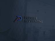 Premier Accounting Logo - Entry #437