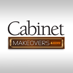 Cabinet Makeovers & More Logo - Entry #207