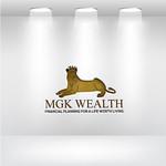 MGK Wealth Logo - Entry #325