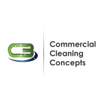 Commercial Cleaning Concepts Logo - Entry #19