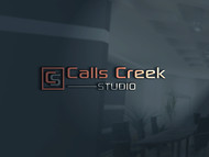 Calls Creek Studio Logo - Entry #22