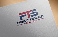 First Texas Solar Logo - Entry #113