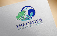The Oasis @ Marcantel Manor Logo - Entry #29