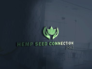 Hemp Seed Connection (HSC) Logo - Entry #158
