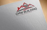 CMW Building Maintenance Logo - Entry #427