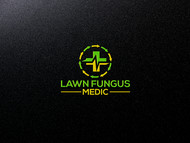 Lawn Fungus Medic Logo - Entry #88