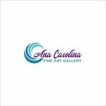 Ana Carolina Fine Art Gallery Logo - Entry #16