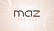 Maz Designs Logo - Entry #179