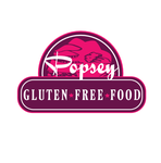 gluten free popsey  Logo - Entry #8