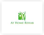 At Home Rehab Logo - Entry #73