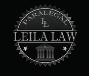 Leila Law Logo - Entry #65