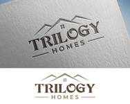 TRILOGY HOMES Logo - Entry #250
