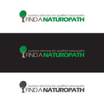 Find A Naturopath Logo - Entry #4