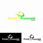 PrintItPromoteIt.com Logo - Entry #116