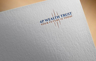 4P Wealth Trust Logo - Entry #160
