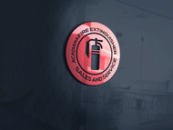 Acadiana Fire Extinguisher Sales and Service Logo - Entry #299