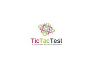 TicTacTest Logo - Entry #12