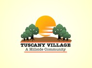 Tuscany Village Logo - Entry #142
