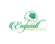 Engwall Florist & Gifts Logo - Entry #44