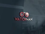 Watchman Surveillance Logo - Entry #58