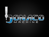 Jonaco or Jonaco Machine Logo - Entry #241