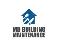 MD Building Maintenance Logo - Entry #140