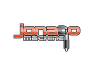 Jonaco or Jonaco Machine Logo - Entry #245