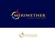 Meriwether Land Services Logo - Entry #96
