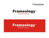 Frameology Optical Logo - Entry #63