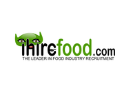 iHireFood.com Logo - Entry #42