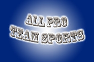 All Pro Team Sports Logo - Entry #2