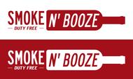 Rams Duty Free + Smoke & Booze Logo - Entry #341