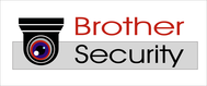 Brothers Security Logo - Entry #210