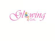 Glowing Gal Logo - Entry #29