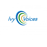 Logo for Ivy Voices - Entry #157